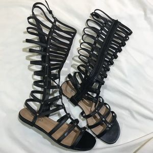 Shoes - Gladiator boot sandals